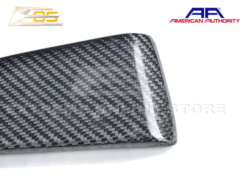 2014-19 Corvette - Stage 2 Lip Extension Winglets - Carbon Fiber -Extreme Online Store