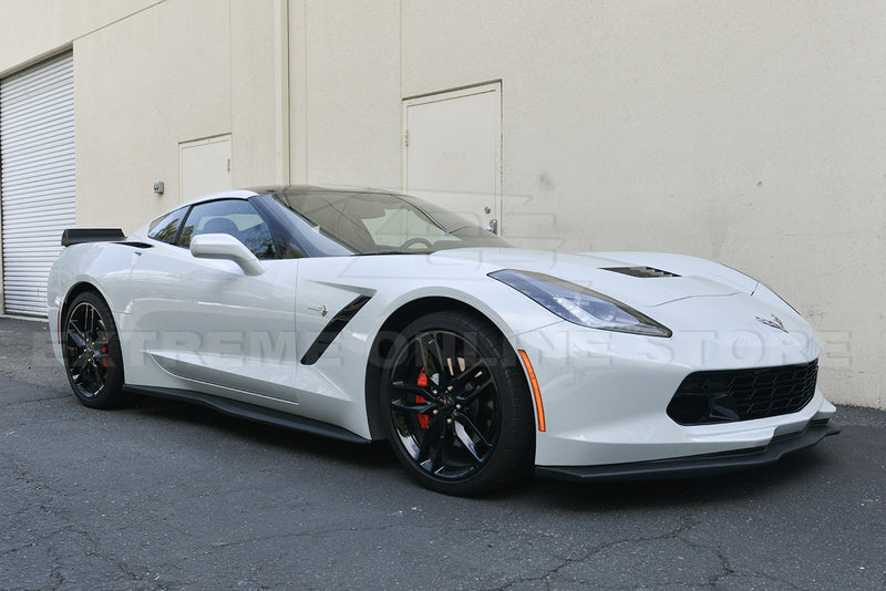 2014-19 Corvette - Stage 2 Style Front Lip - Extreme Online Store