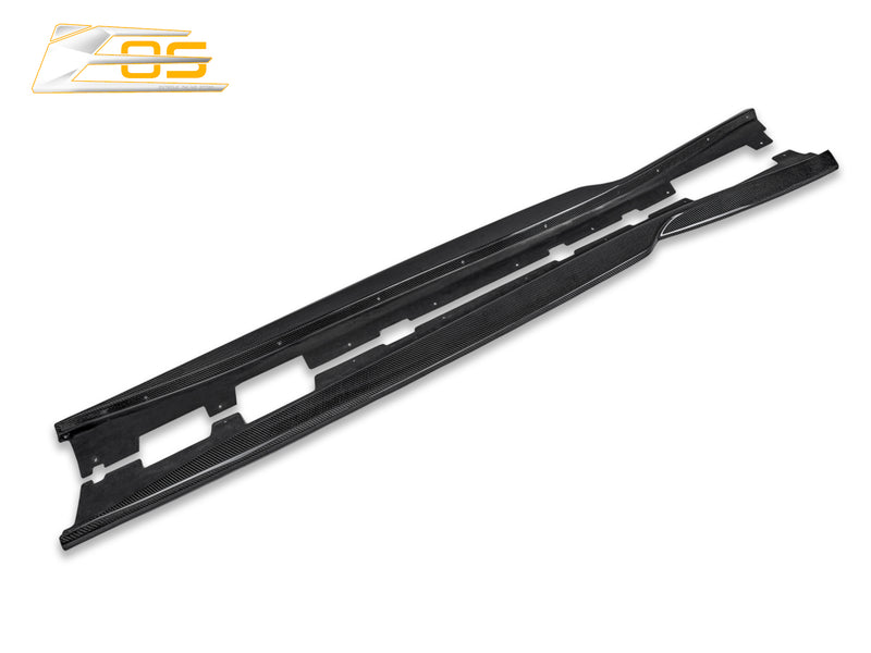 2016-20 Camaro - ACS T6 Style Side Skirts - Carbon Fiber - Extreme Online Store
