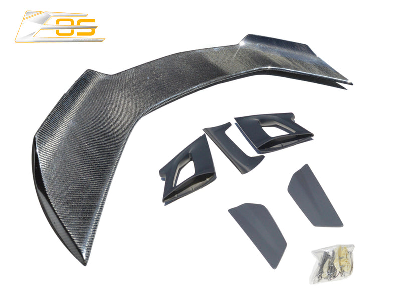 2016-20 Camaro - ZL1 1LE Style Wing Spoiler - Carbon Fiber - Extreme Online Store