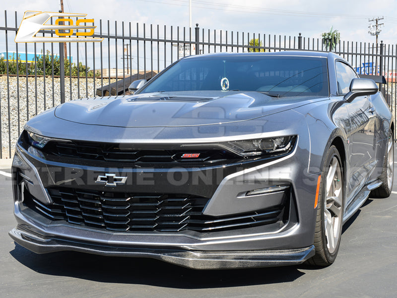 2019-20 Camaro - ACS T6 Style Front Lip - Carbon Fiber - Extreme Online Store