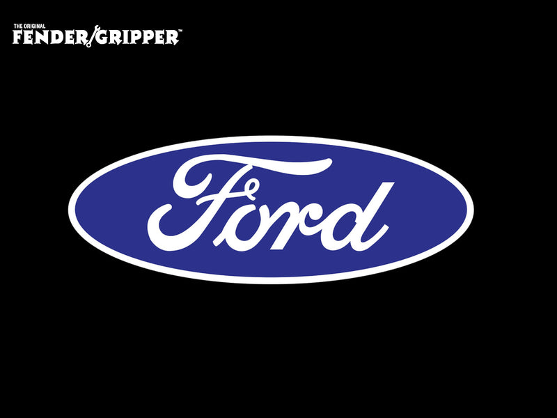 Fender Cover - Ford Oval - Extra Long - Fender Gripper