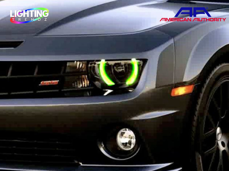2010-13 Camaro - RGBWA DRL Boards - Lighting Trendz
