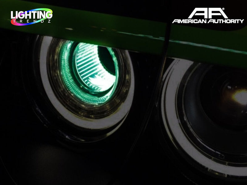 2015-21 Challenger - RGBW Intake DRL Boards - Lighting Trendz