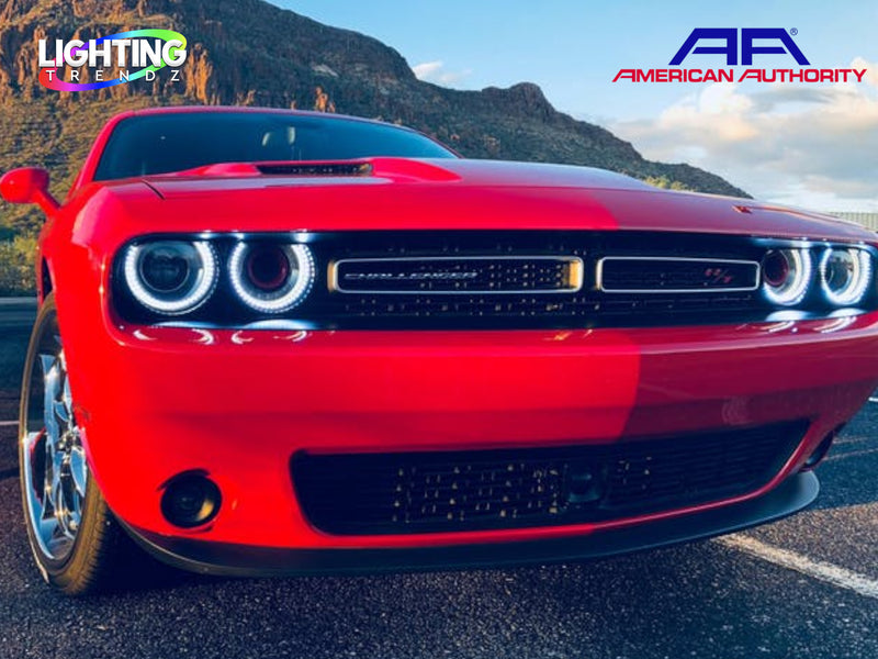 2015-21 Challenger - Waterproof Exterior Halo Kit - Lighting Trendz