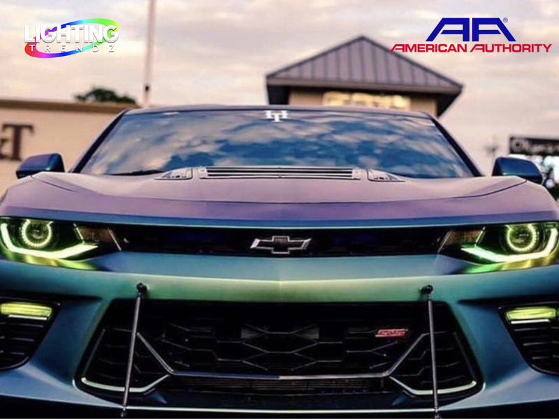 2016-18 Camaro - RGBWA DRL Boards - Lighting Trendz