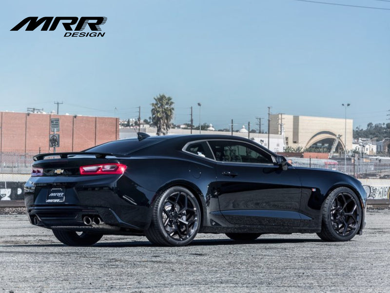 2016-20 Camaro - M228 Wheels - Gloss Black - MRR Design