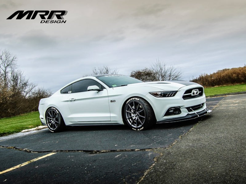 2015-20 Mustang - M350 Wheels - Gunmetal - MRR Design