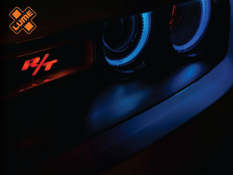 2015-20 Challenger - R/T Badge - LED - X-Lume