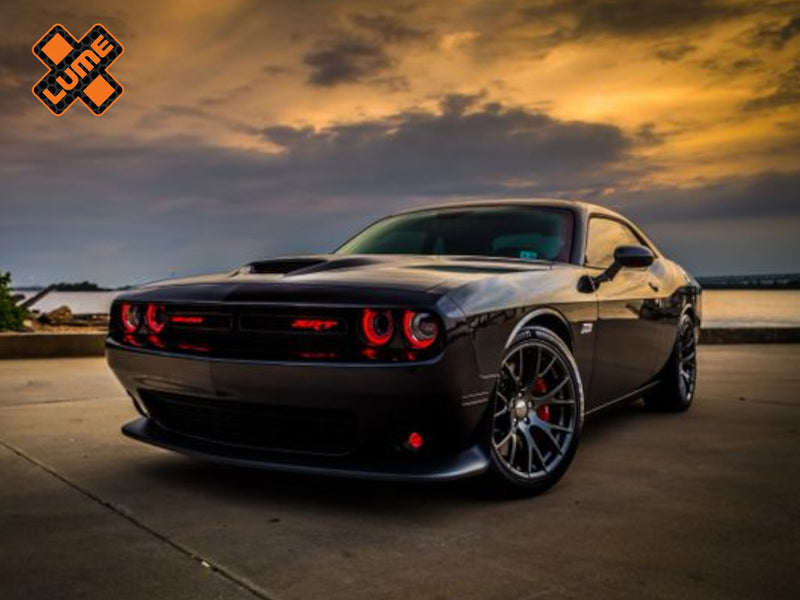 2015-20 Challenger - SRT Badge - LED - X-Lume