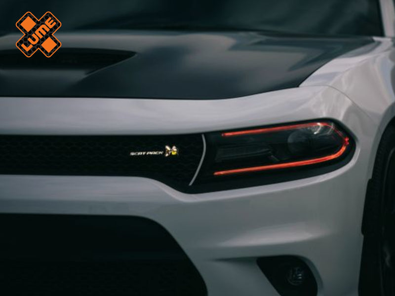 2015-20 Challenger - Scat Pack Badge - LED - X-Lume