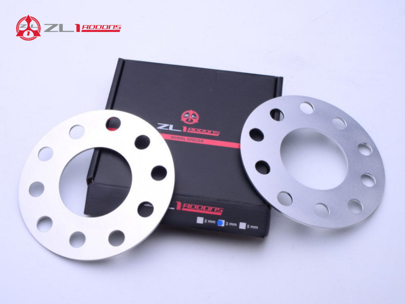 2010-20 Camaro - Wheel Spacers - ZL1 Addons
