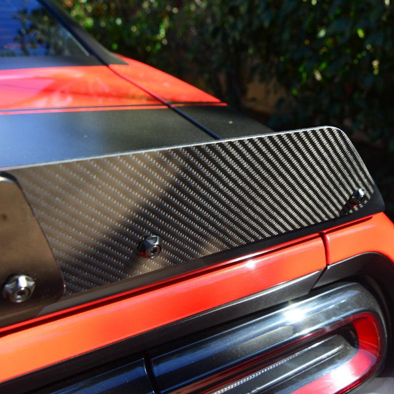 2010-20 Challenger - Carbon Fiber Wicker Bill - ZL1 Addons