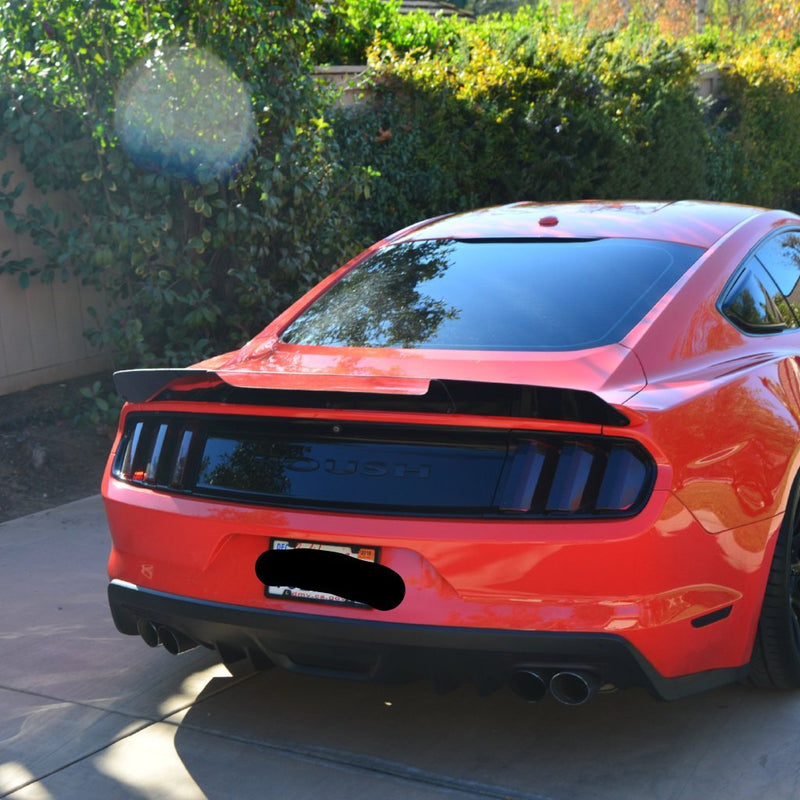 2015-18 Mustang - Roush Wicker Bill - ZL1 Addons