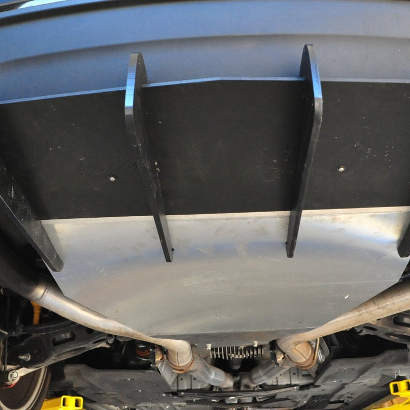 2015-20 Charger - Rear Diffuser - ZL1 Addons