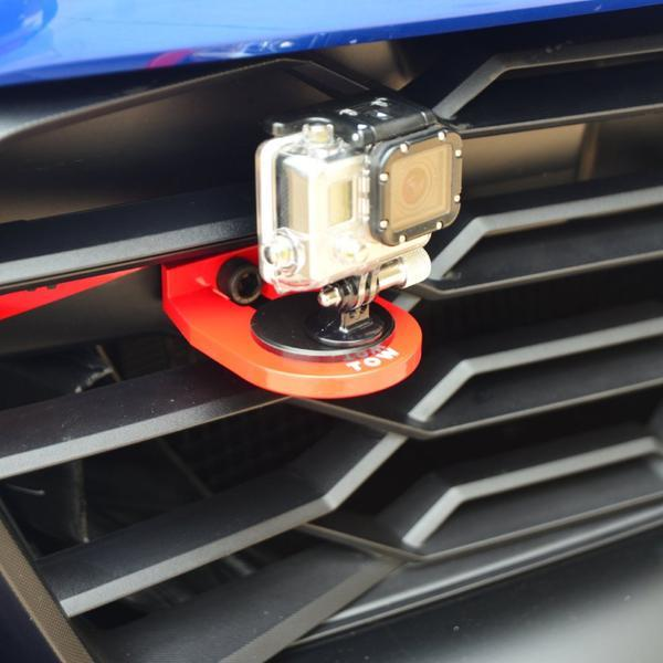 2015-20 Mustang - Tow Hook Camera Mount - ZL1 Addons