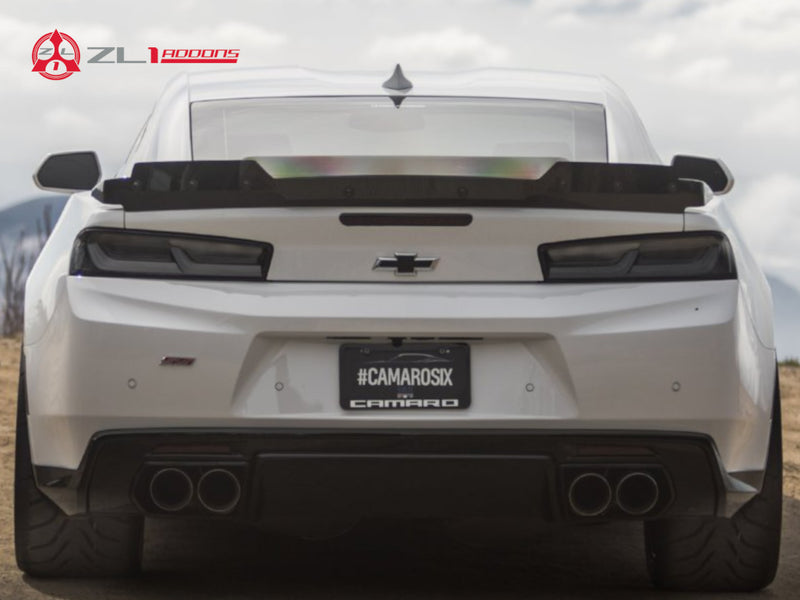 2016-20 Camaro - ACS Wicker Bill - ZL1 Addons