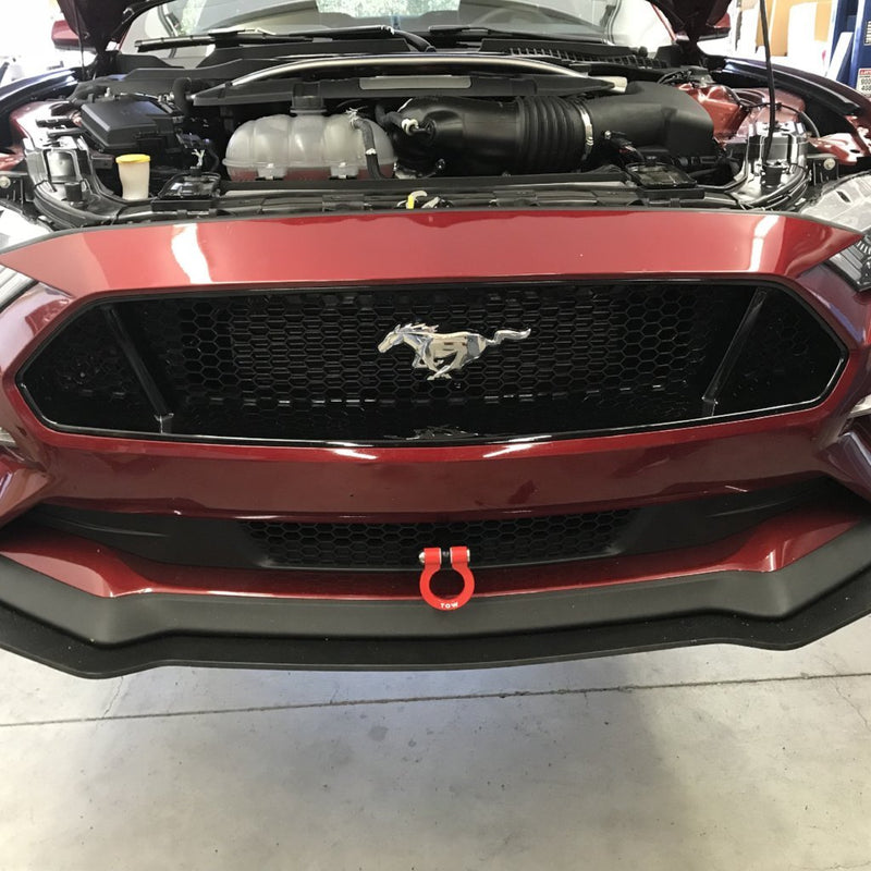 2018-20 Mustang GT GT350 - Feather Lite Tow Hook - ZL1 Addons