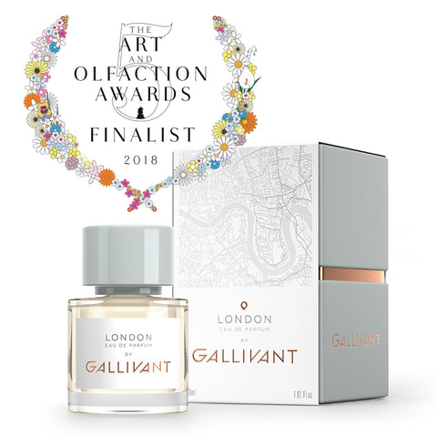 London gallivant artisan perfume
