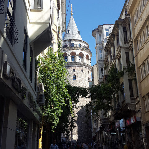 Istabul Galata Tower city discovery gallivant travel