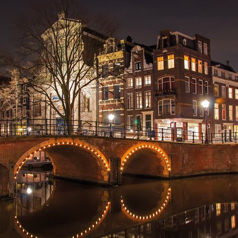 Amsterdam City netherlands travel discovery gallivant