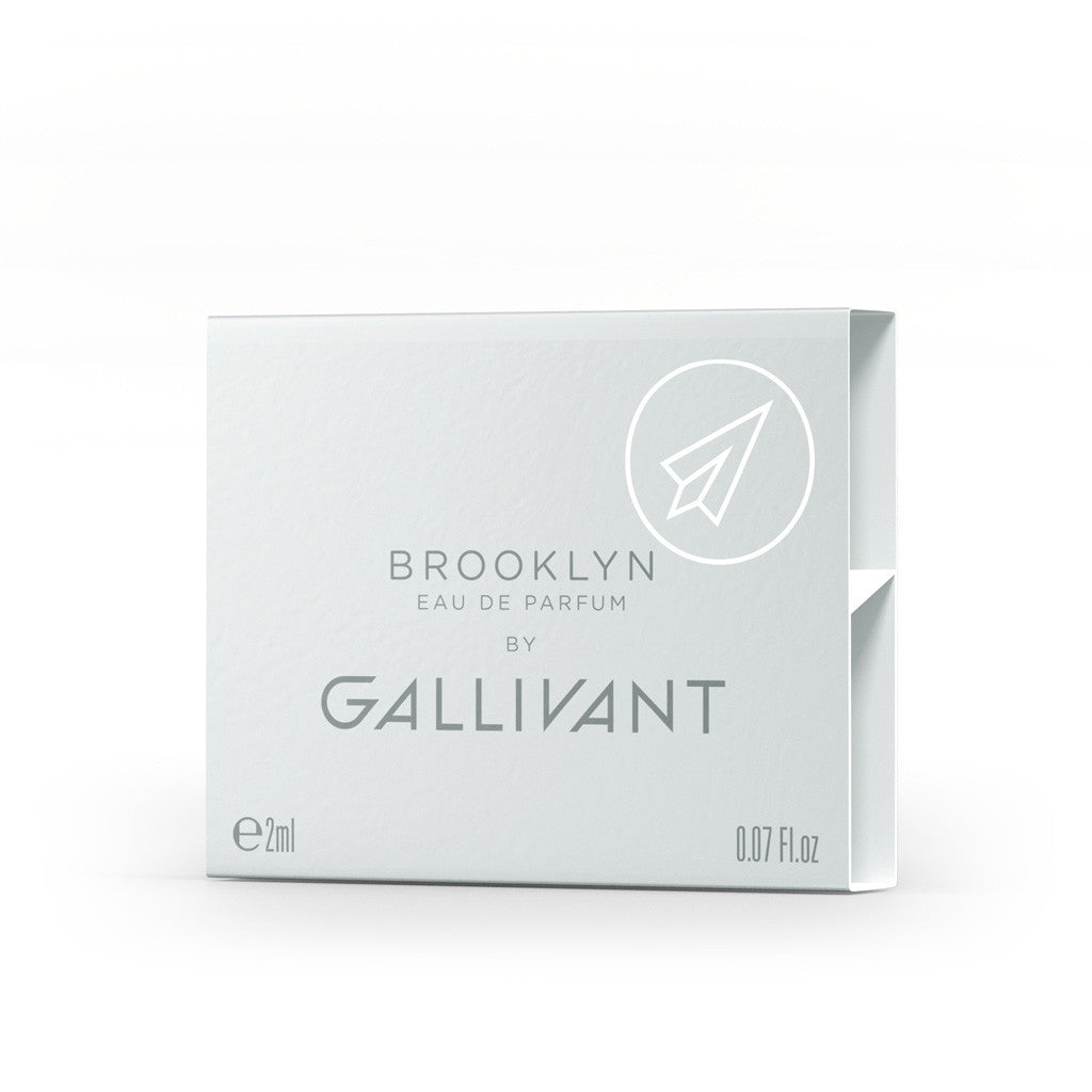 Brooklyn NYC gallivant perfume city discovery travel trip artisan England