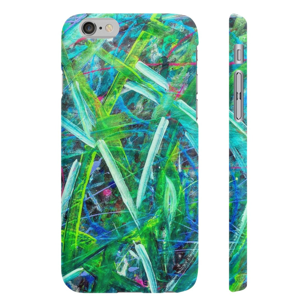 Green Goddess Protective Phone Case