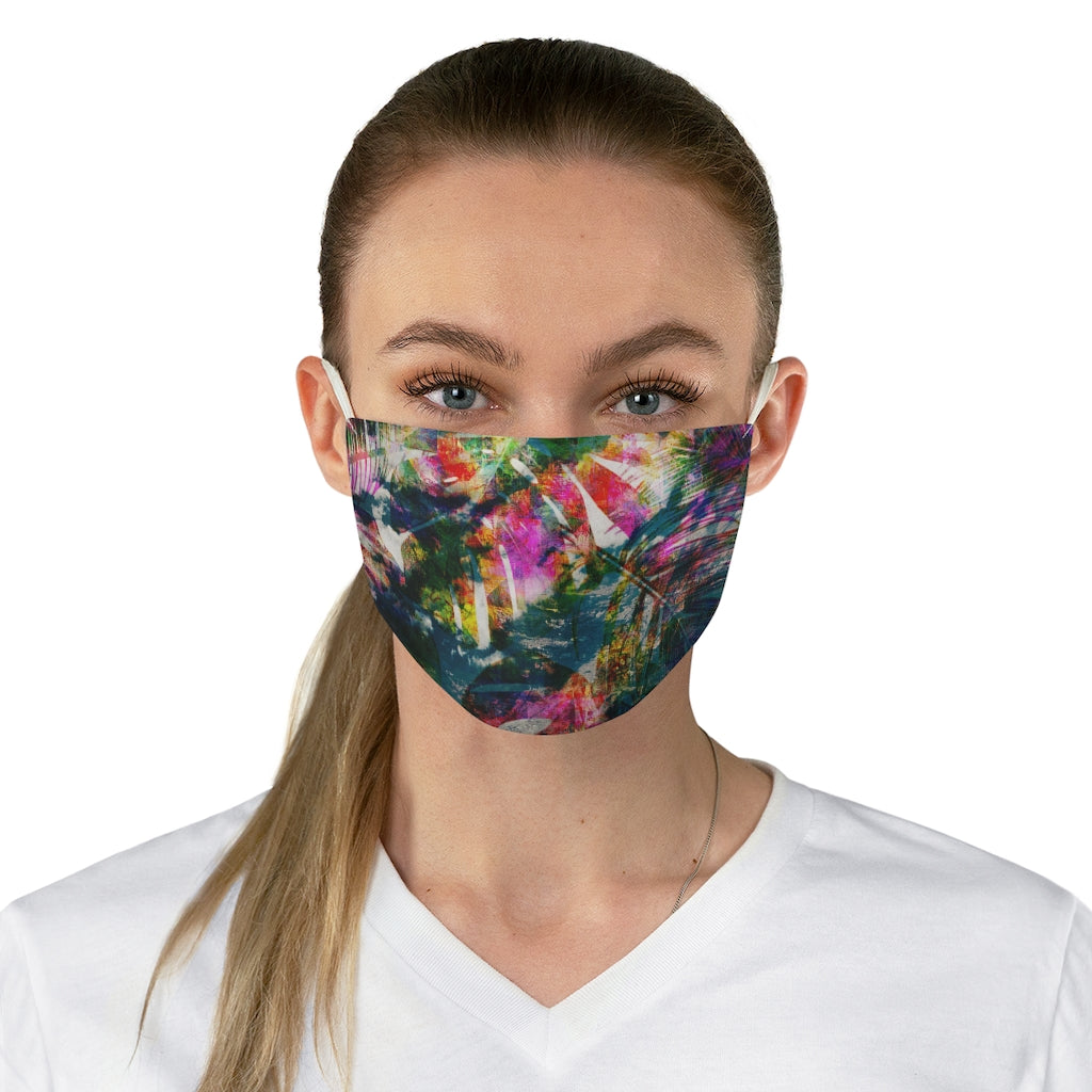 Tropics | Fabric Face Mask