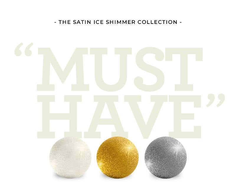 Free Shimmer Sample with Purchase