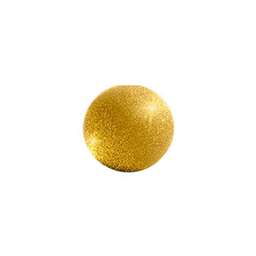 Satin Ice Gold Shimmer Fondant - 4.4oz. Foil - Satin Ice