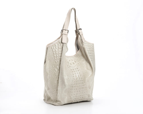 Giulia Shoulder Bag - Off White
