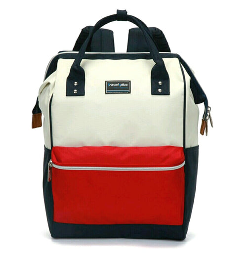 Travel plus 3 colors backpack