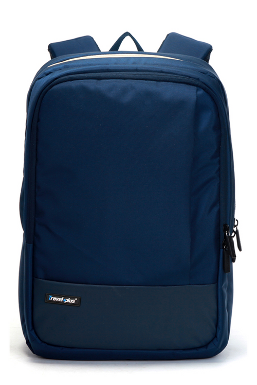 Elegant vegan backpack Blue