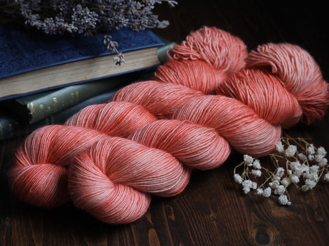 Dyed To Order - Coral
