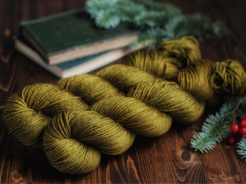 Dyed To Order - Goldberry