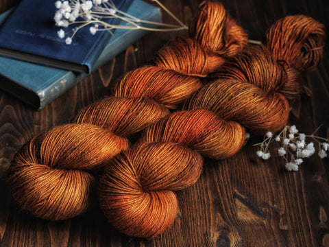 Fuzz - Cragganmore - Mohair Blend Fingering Weight