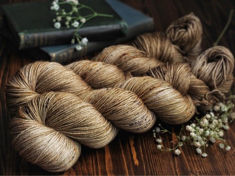 Bracken - Dirt Road - Bluefaced Leicester Fingering Weight Blend