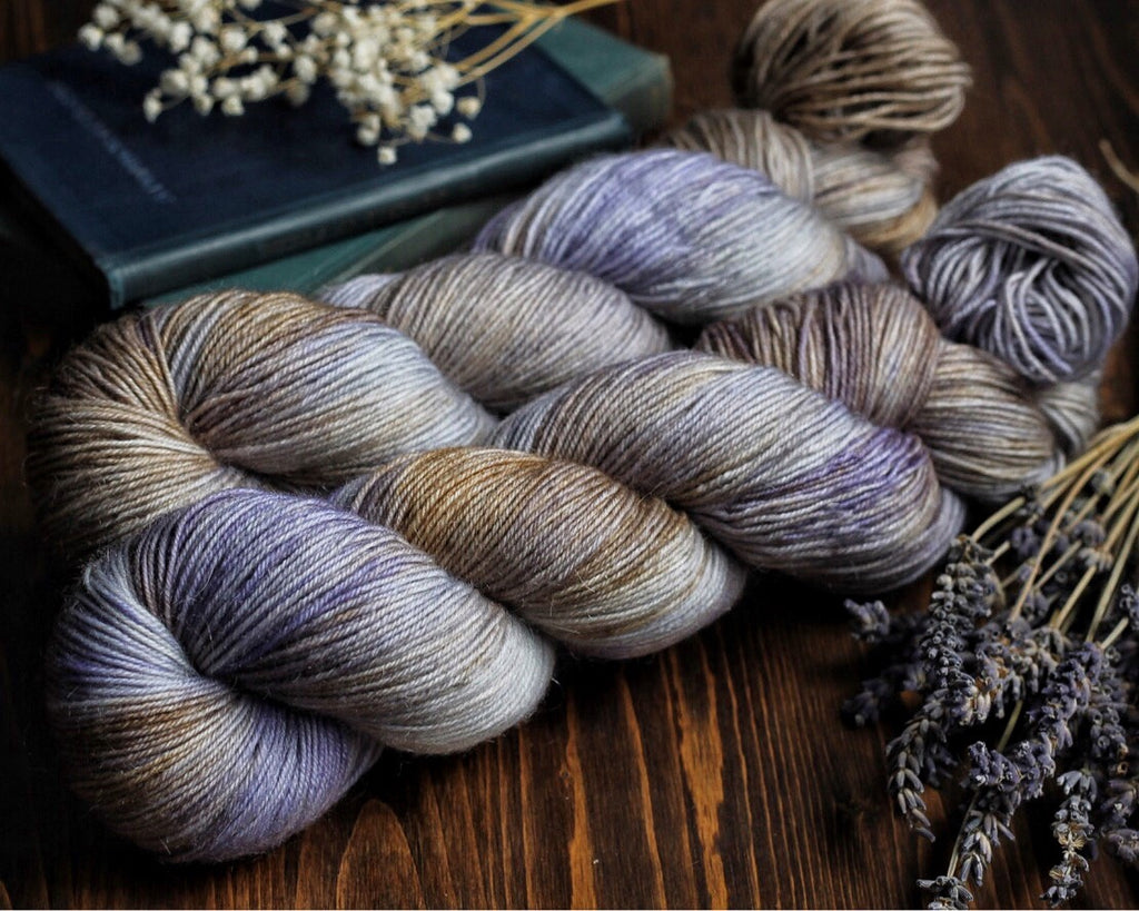 Fuzz - Luthien - Mohair Blend Fingering Weight