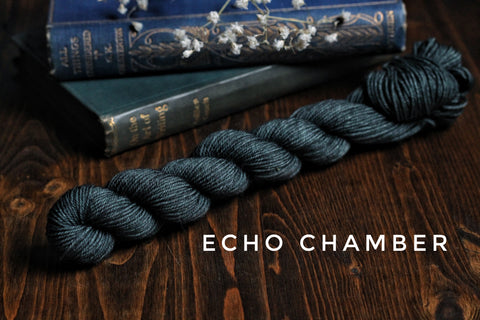 Pre-order - Echo Chamber