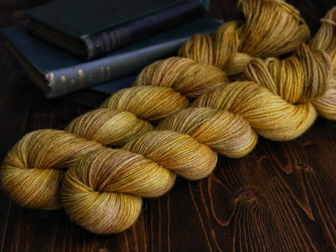 Classic Wool Worsted 50 gram skein - I Have Confidence