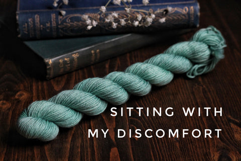 Pre-order - Sitting With My Discomfort