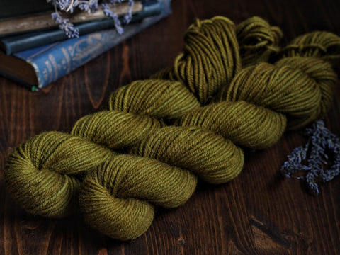NEW! Classic Wool Worsted 50 gram skein- Goldberry