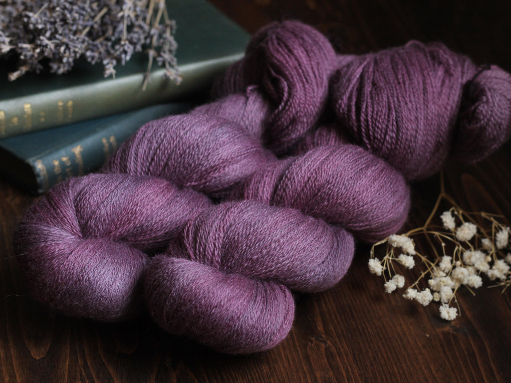Classic Merino Lace - Ruby's Song