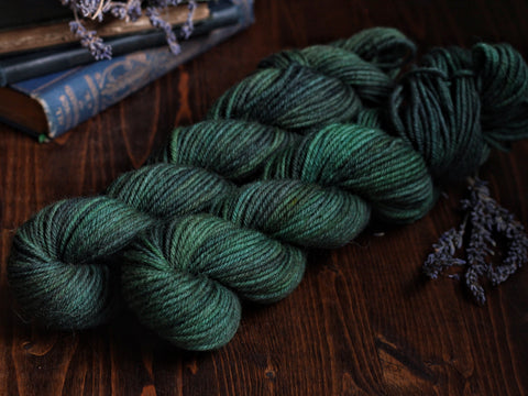 NEW! Classic Wool Worsted 50 gram skein- Storr
