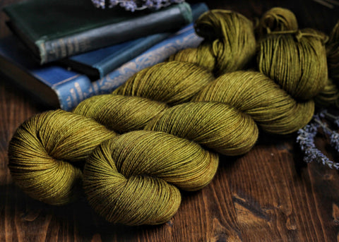 Fife - Goldberry - 100% SW Merino