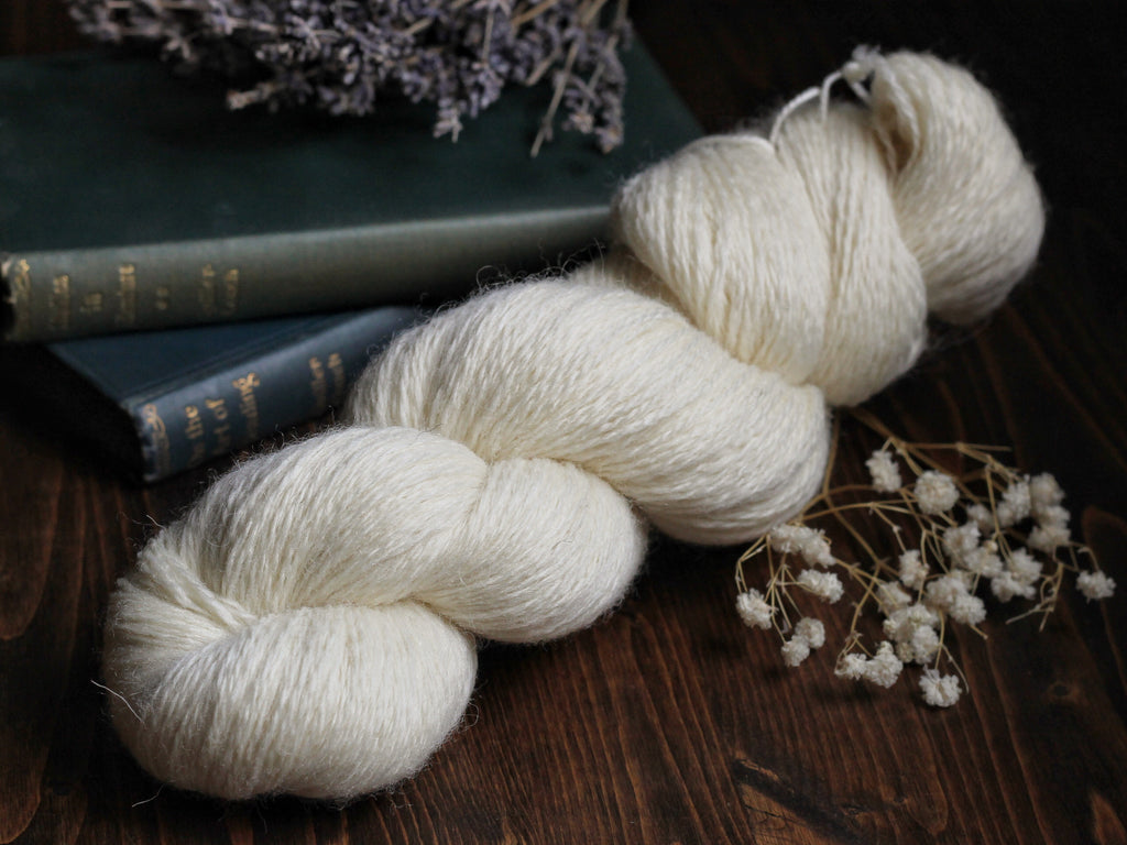 Classic Wool Fingering - Natural