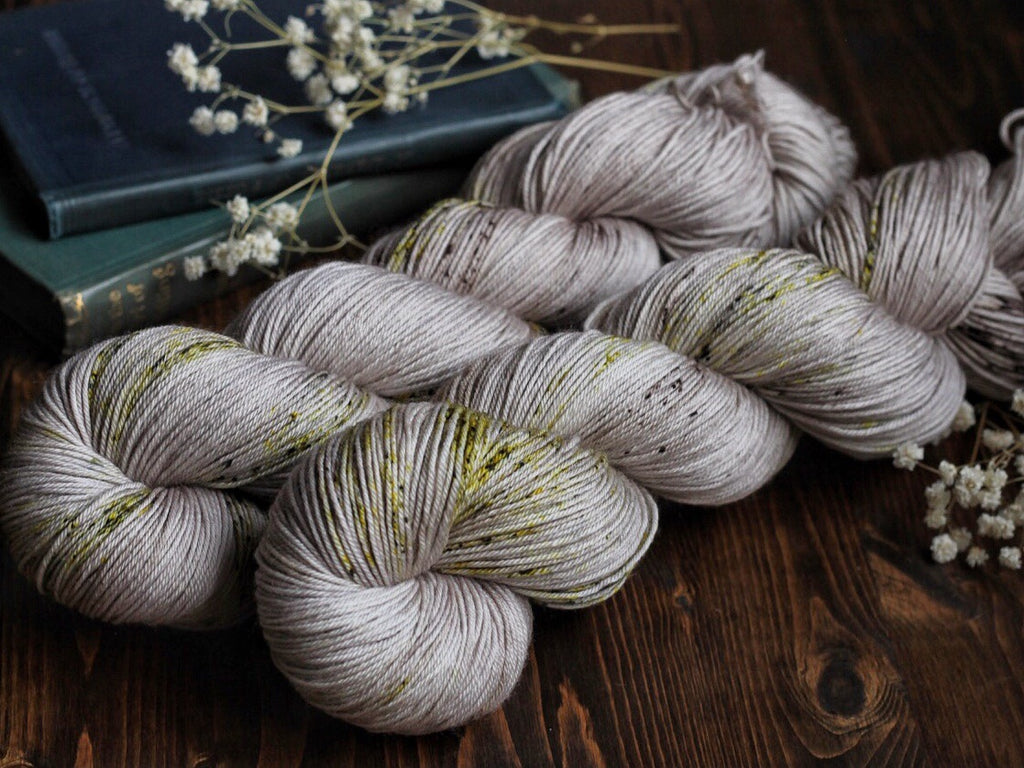 Fife - Down In The Glen - 100% SW Merino Fingering
