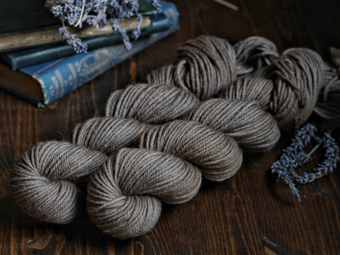 NEW! Classic Wool Worsted 50 gram skein- Doune