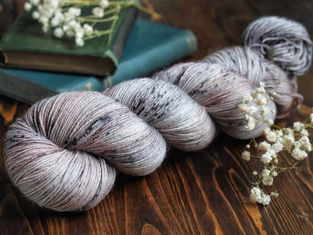 Bracken - Pigwidgeon - Bluefaced Leicester Blend Fingering Weight
