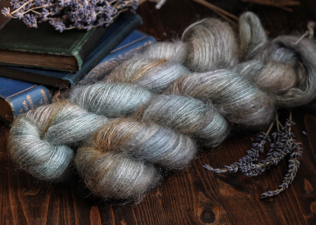 High Feather - Haar - Lace Weight Mohair Silk